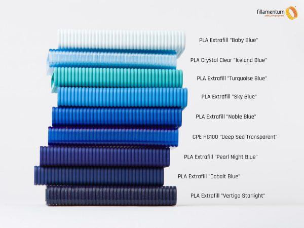 Fillamentum PLA Blue