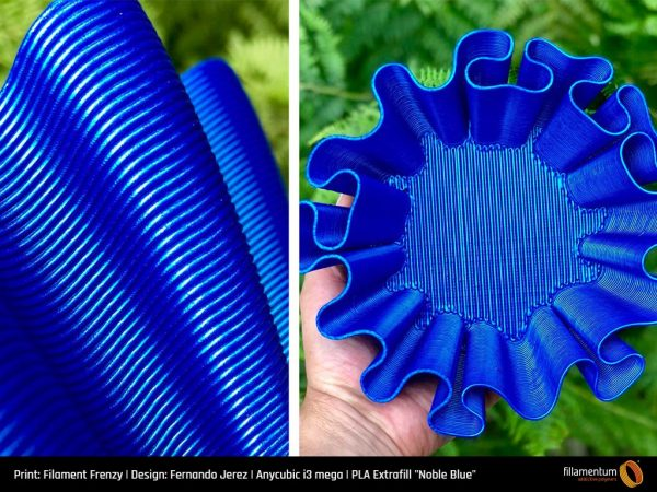 Fillamentum PLA Noble Blue