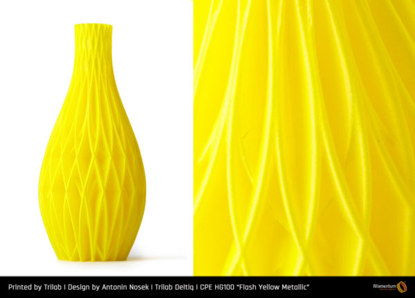 CPE_HG100_Flash_Yellow_Metallic_Trilab_Vase