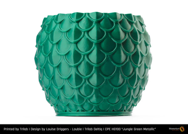 CPE_HG100_Jungle_Green_Metallic_Trilab_Bowl