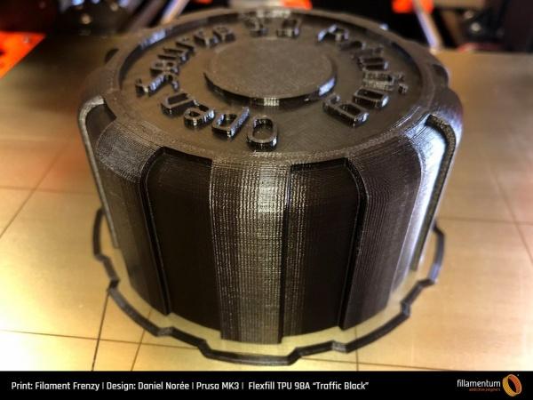 Flexfill_TPU_98A_Traffic_Black_Filament_Frenzy