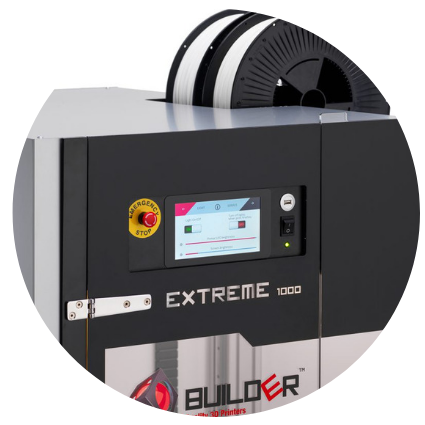 Builder extreme 1000 PRO