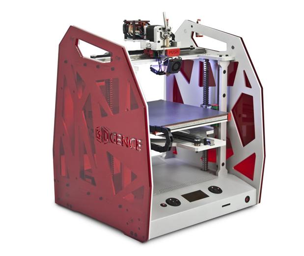 Какво е 3D принтер ?