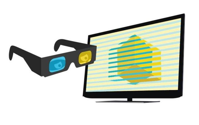 Как работят 3D очилата