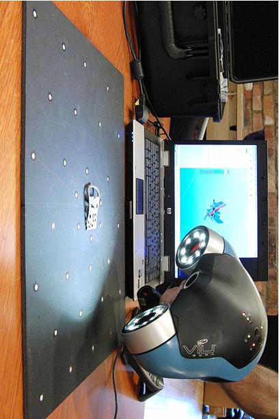 3D сканиране