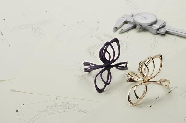 3D принтиране на бижута