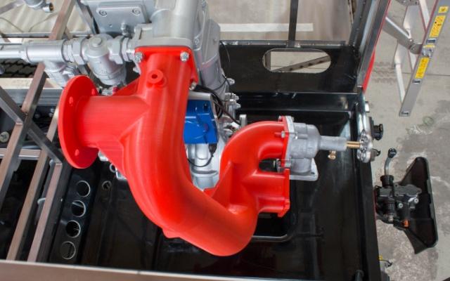 3Dgence vacuum manifold