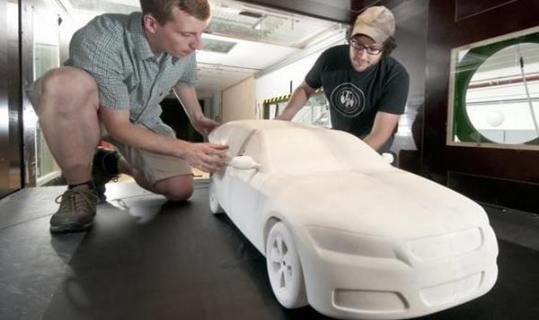 Персоналните модели автомобили и 3D