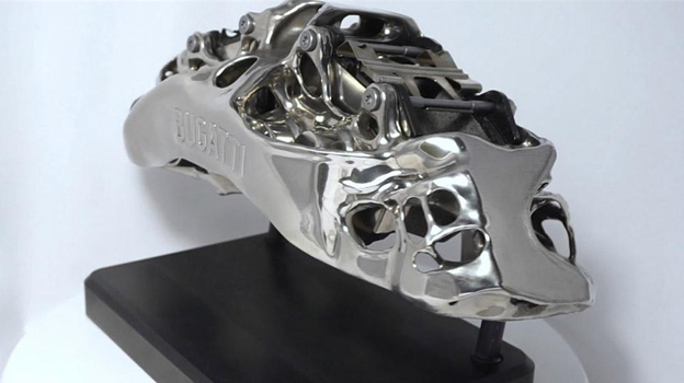 3D принтирането в автомобилната индустрия