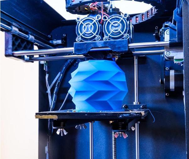 Кой е най-големият 3D принтер в света ?