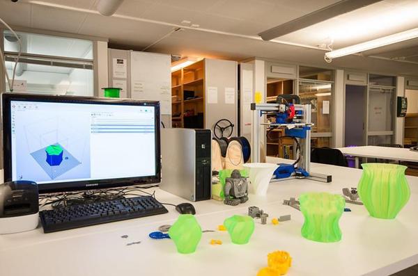 Каква област ще въздейства най-много на 3D печата ?