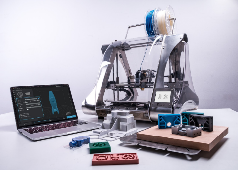 Инструкция за печатане с 3D принтер в домашни условия