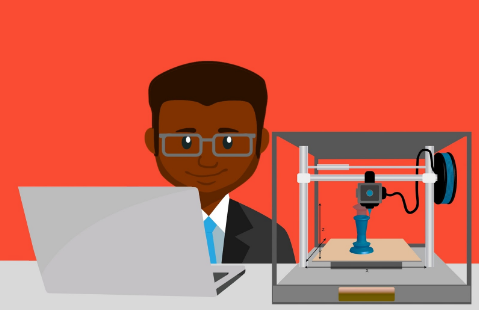 3D печат в метал и пластмаса