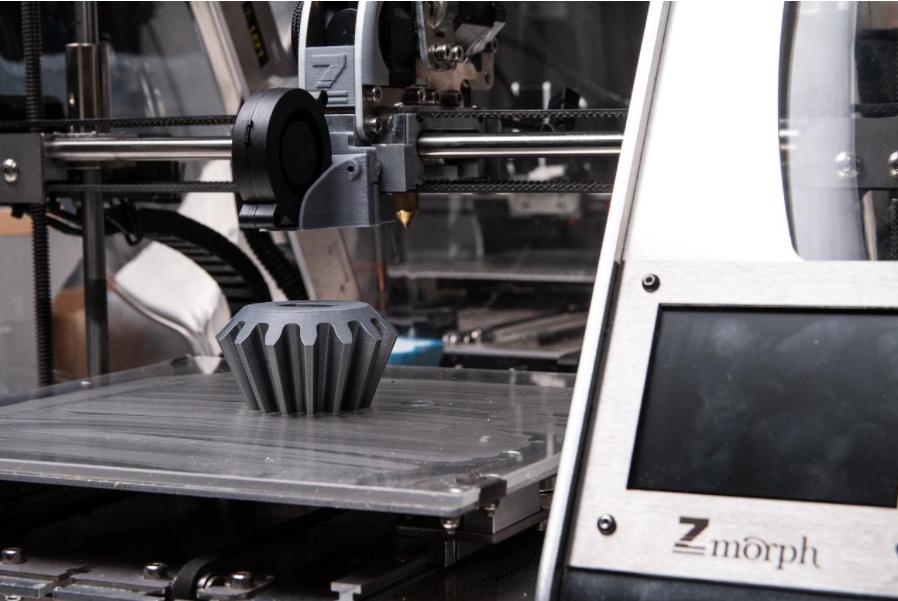 Какво представляват широкоформатните 3Д принтери?