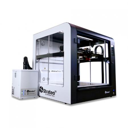 Strateo 3D printer